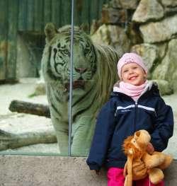 Tierpark in Liberec