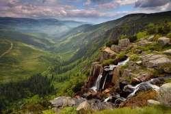 Pancava Wasserfall
