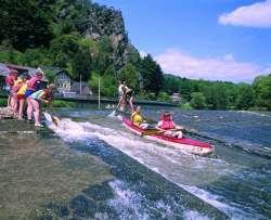 Fluss Iser - Jizera